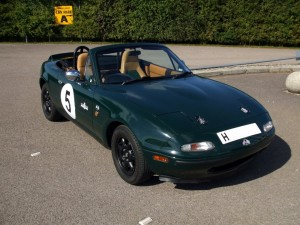 My Eunos Roadster