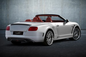 MANSORY Bentley Continental GT  (2)