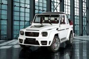 MANSORY SPERANZA Mercedes Benz G  (1)