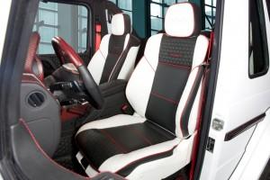 MANSORY SPERANZA Mercedes Benz G  (3)