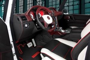 MANSORY SPERANZA Mercedes Benz G  (4)