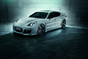 TECHART Grand GT Porsche Panamera Turbo