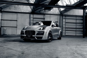 TECHART Magnum based on Porsche Cayenne Turbo (2)