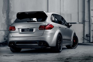 TECHART Magnum based on Porsche Cayenne Turbo (3)