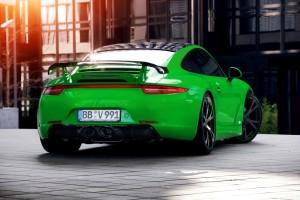 TECHART Porsche 911 Carrera 4S (1)