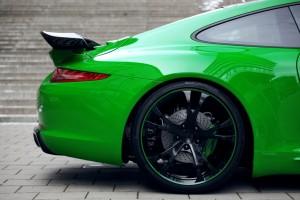TECHART Porsche 911 Carrera 4S (10)