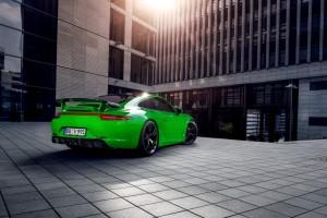 TECHART Porsche 911 Carrera 4S (16)