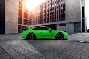 TECHART Porsche 911 Carrera 4S (17)