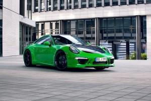 TECHART Porsche 911 Carrera 4S (18)