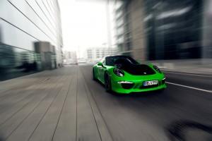 TECHART Porsche 911 Carrera 4S (2)