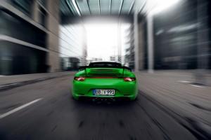TECHART Porsche 911 Carrera 4S (3)