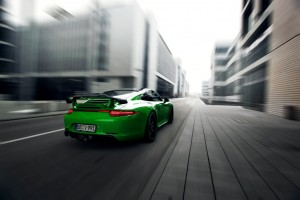 TECHART Porsche 911 Carrera 4S (4)
