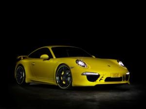 TECHART Porsche 911 Carrera and Carrera S Exterior Design