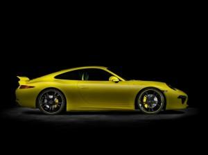TECHART Porsche 911 Carrera and Carrera S Exterior Design  (5)