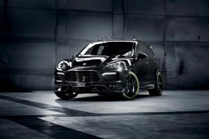 TECHART Porsche Cayenne S Diesel (5)