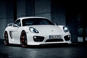TECHART Porsche Cayman S (1)