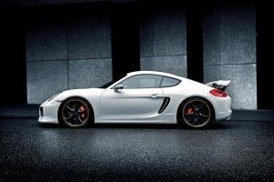 TECHART Porsche Cayman S (2)