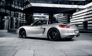 TECHART individualization program for the Porsche Boxster (2)
