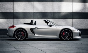 TECHART individualization program for the Porsche Boxster (3)