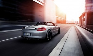 TECHART individualization program for the Porsche Boxster (7)