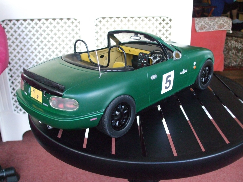 Sindy MX5 Sports Car