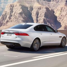 2015 Jaguar XF S