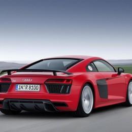 2016 Audi R8 V10 Plu