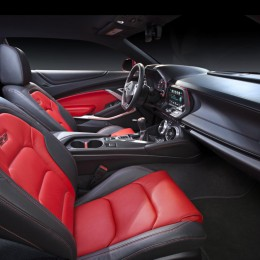 016 Chevrolet Camaro