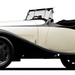 1928 Bugatti Type 43-44 Grand Sport