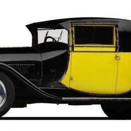 1929 Bugatti Type 44 Fiacra