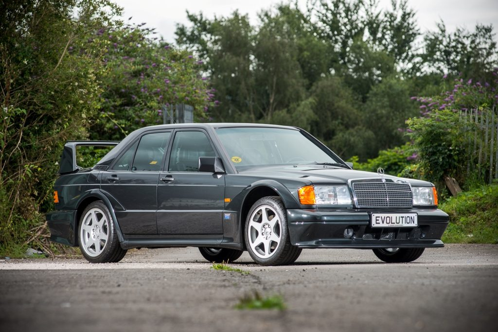 1990 Mercedes-Benz 190 Evolution II