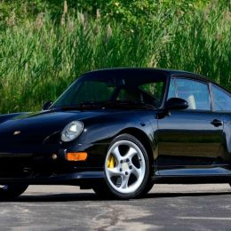 1997 Porsche 911 Turbo S (Lot S97.1)