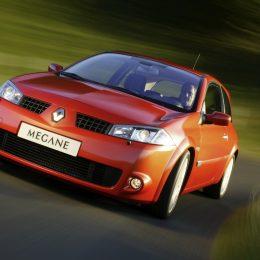 2003 Renault Megane Renault Sport 225