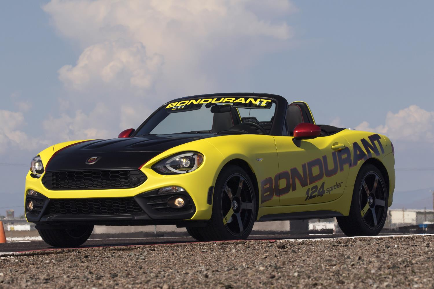 Abarth Track Experience Returns