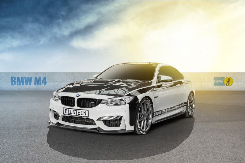 BILSTEIN Announces DampTronic Shock Absorbers And Suspensions For BMW M3 And M4 (5)