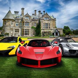 Beaulieu Supercars