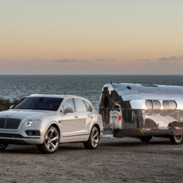 Bentley Motors Returns To Pebble Beach With Three North-American Debuts