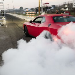 Dodge Draws Tens Of Thousands To The First-Ever Legal Street Drag Racing Roadkill Nights Festival