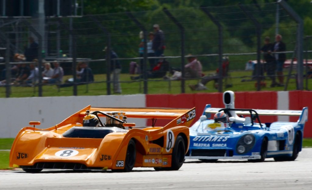 Don't miss McLaren v Matra on ITV4