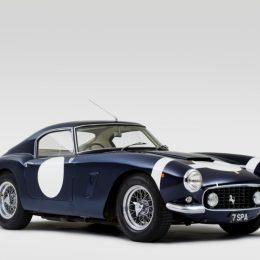 Ferrari 250 GT SWB ex-Stirling Moss