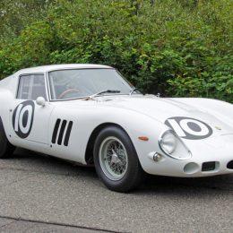 Ferrari 250 GTO ex-Graham Hill