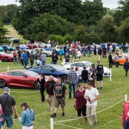 First Beaulieu Supercar Weekend Gets Off To A Racing Start