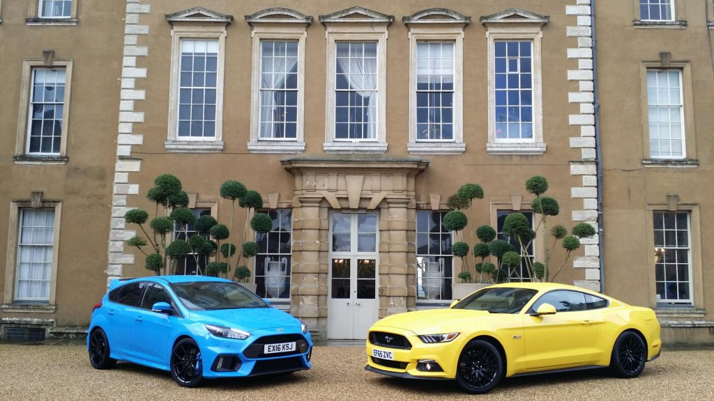 Ford Focus RS and Mustang make Clarkson's star cars of 2016