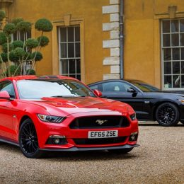 Ford Mustang Leads UK High Performance Car Sales