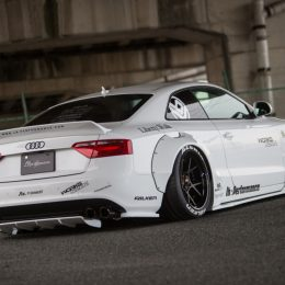 Liberty Walk Announces Brand New Body Conversion Range For Audi A5 And S5
