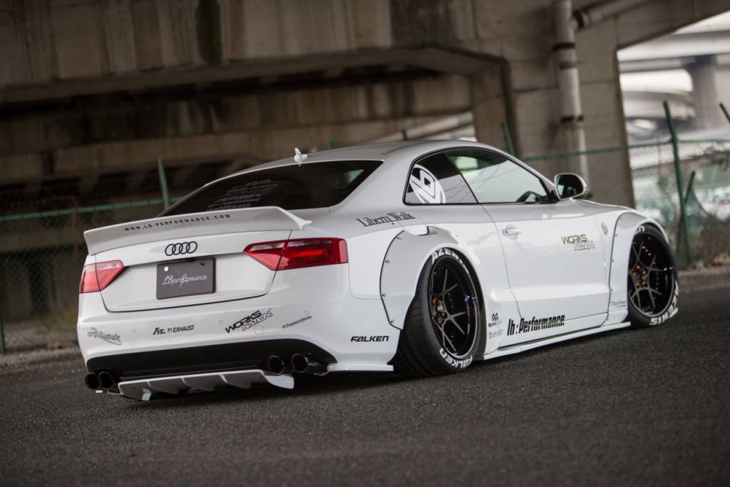 Liberty Walk Announces Brand New Body Conversion Range For