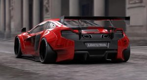 Liberty Walk Announces Brand New Body Kit Range For McLaren 650S