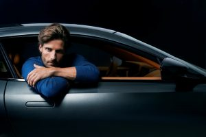 Luxury Capsule Collection 'Aston Martin By Hackett' Released In Celebration Of New Partnership
