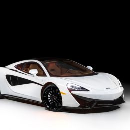 McLaren 570GT By MSO Concept Debuts At Pebble Beach Concours d'elegance