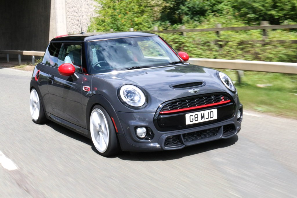 mini cooper s f56 john cooper works intercooler. Black Bedroom Furniture Sets. Home Design Ideas